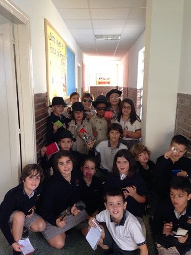 IPC PAlacio de Granda Learning Detectives